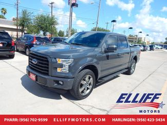 2016 Ford F-150 Super Crew XLT FX4 in Harlingen, TX 78550