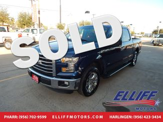 2016 Ford F-150 Super Crew XLT in Harlingen, TX 78550
