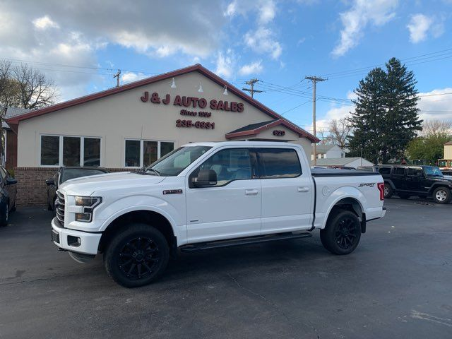 2016 Ford F-150 Lariat in Troy NY, 12182