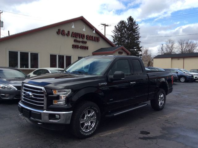 2016 Ford F-150 XLT in Troy, NY 12182