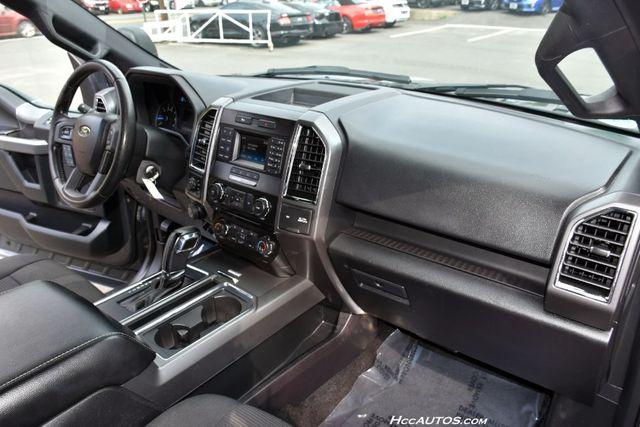 2016 Ford F-150 4WD SuperCrew  XLT Waterbury, Connecticut 26