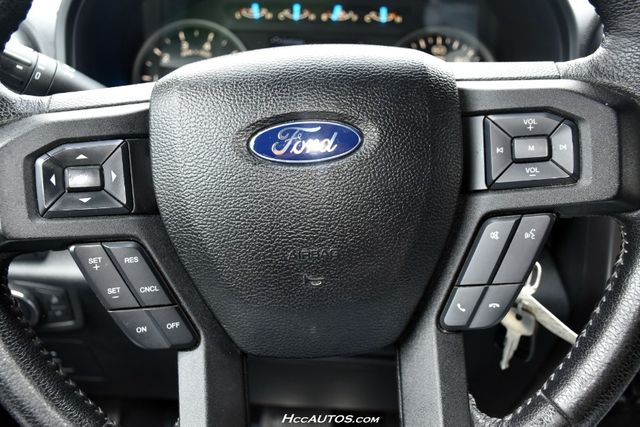 2016 Ford F-150 4WD SuperCrew  XLT Waterbury, Connecticut 34