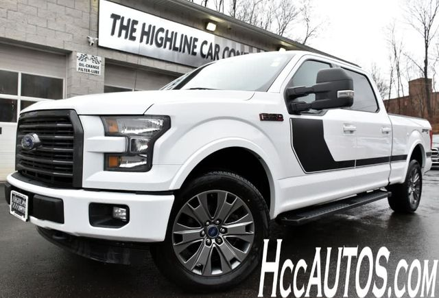 2016 Ford F-150 XLT Waterbury, Connecticut 1