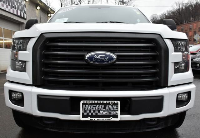 2016 Ford F-150 XLT Waterbury, Connecticut 10