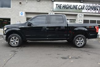 2016 Ford F-150 4WD SuperCrew XLT Waterbury, Connecticut 2