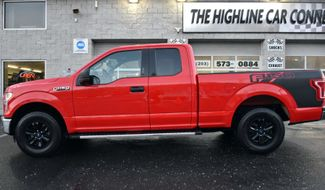 2016 Ford F-150 XLT Waterbury, Connecticut 2