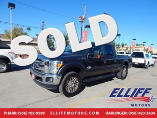 2016 Ford Super Duty F-250 XLT 4X4 Super Crew in Harlingen, TX 78550