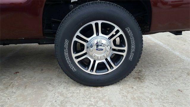 2016 Ford F-250SD Platinum in McKinney Texas, 75070