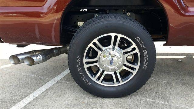 2016 Ford F-250SD Platinum in McKinney, Texas 75070