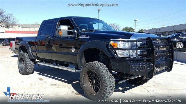 2016 Ford F-250SD Lariat CUSTOM LIFT/WHEELS AND TIRES