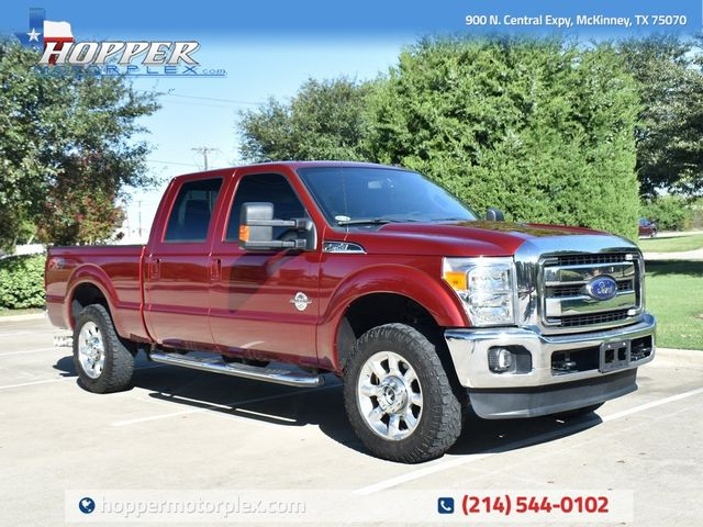 2016 Ford F-250SD Lariat