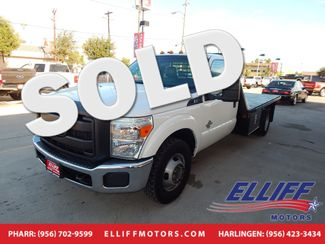 2016 Ford Super Duty F-350 Flat Bed DRW XL in Harlingen, TX 78550