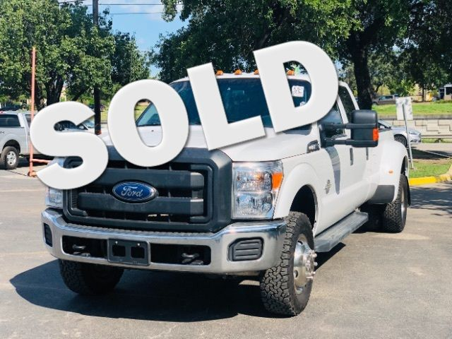 2016 Ford F-350 SD XL Crew Cab Long Bed DRW 4WD in San Antonio, TX 78233