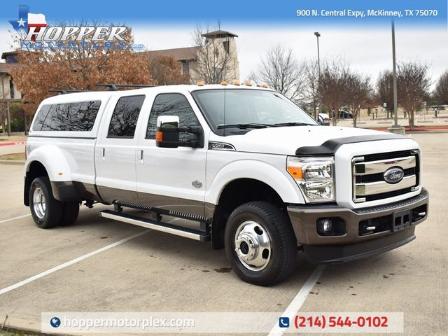 2016 Ford F-350SD King Ranch DRW in McKinney, Texas 75070