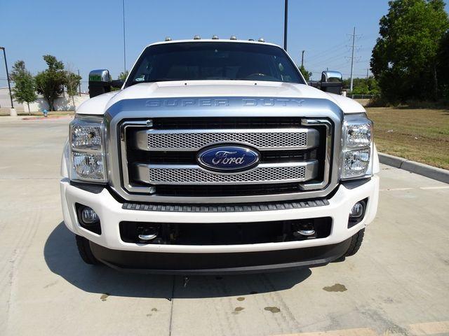 2016 Ford F-450SD Platinum DRW in McKinney, Texas 75070