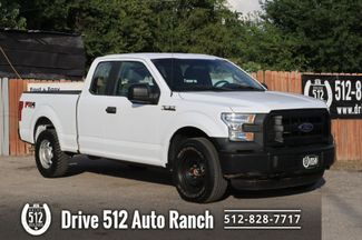 2016 Ford F150 4WD SUPER CAB in Austin, TX 78745