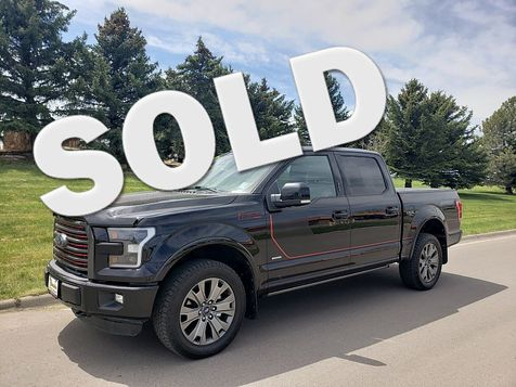 2016 Ford F150 4WD SuperCrew Lariat 5 1/2 in Great Falls, MT