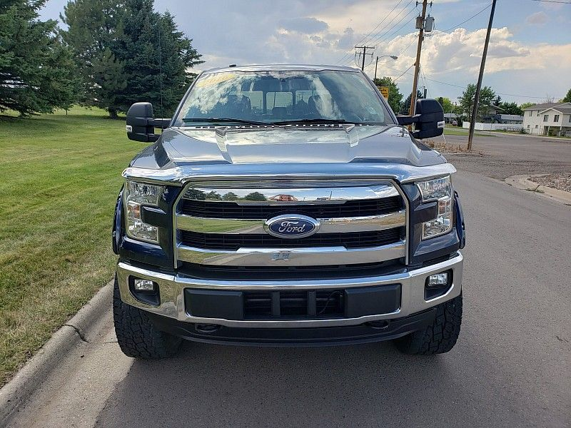 2016 Ford F150 4WD SuperCrew Lariat 5 12  city MT  Bleskin Motor Company   in Great Falls, MT