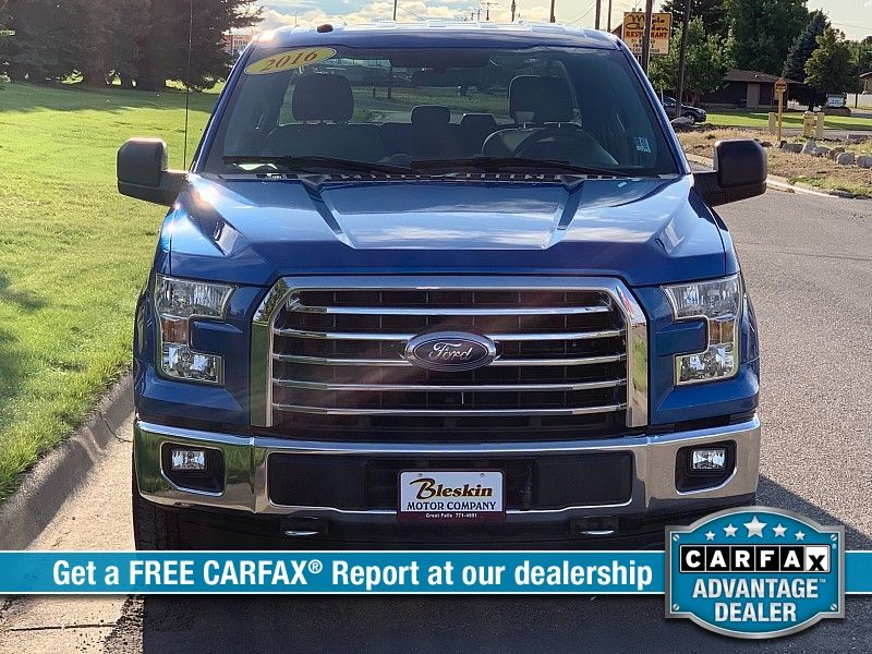 2016 Ford F150 4WD SuperCrew XLT 5 12  city MT  Bleskin Motor Company   in Great Falls, MT