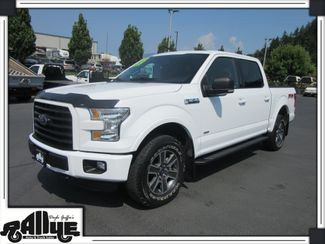 2016 Ford F150 XLT FX4 Sport Pkg C/Cab 4WD 3.5L V6 Eco in Burlington WA, 98233