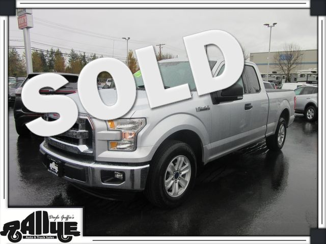 2016 Ford F150 XLT in Burlington, WA 98233
