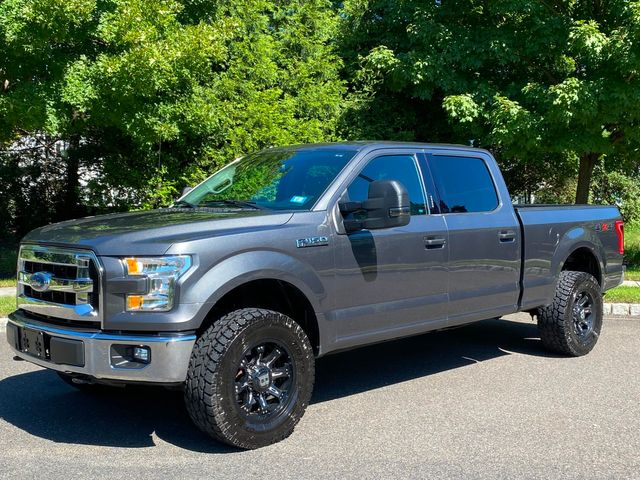 2016 Ford F150 Crew Cab 4x4 5.0L V8 XLT 1-OWNER ONLY 53K MILES WOW in Woodbury, New Jersey 08093