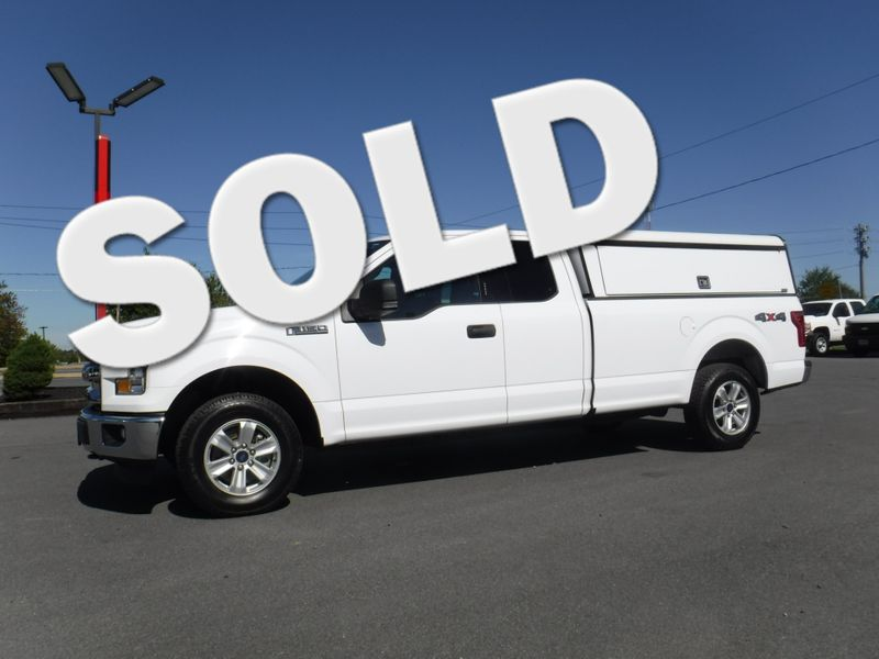 2016 Ford F150 Extended Cab Long Bed XLT 4x4 in Ephrata PA