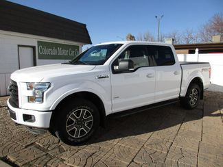 2016 Ford F-150 XLT SuperCrew FX4 in Fort Collins, CO 80524