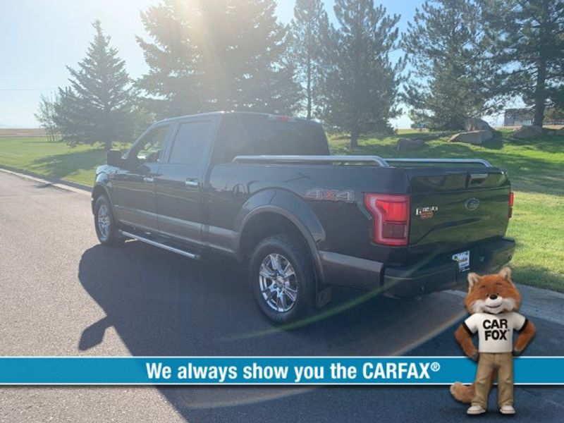 2016 Ford F150 Lariat  city MT  Bleskin Motor Company   in Great Falls, MT