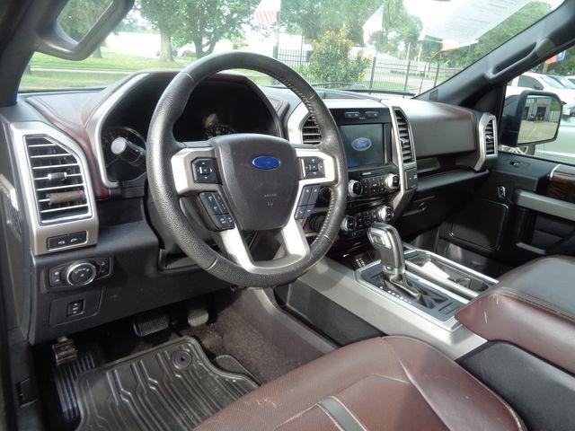 2016 Ford F-150 Platinum in Houston, TX 77075