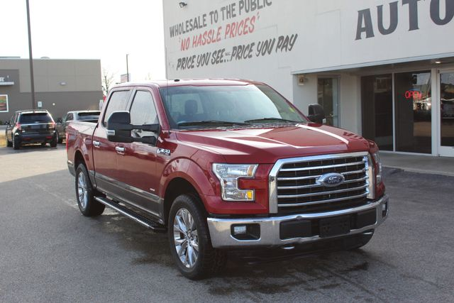 2016 Ford F150 SUPERCREW in Jonesboro, AR 72401