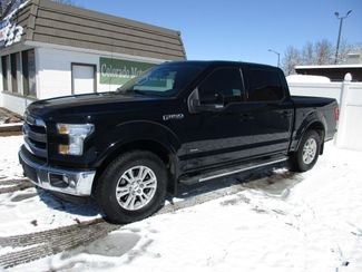 2016 Ford F-150 Super Crew Lariat in Fort Collins, CO 80524