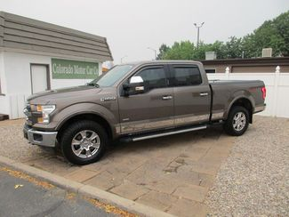 2016 Ford F150 LARIAT FX4 SUPERCREW in Fort Collins, CO 80524
