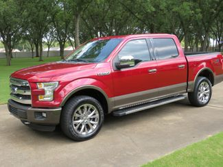 2016 Ford F150 Lariat Crew Cab 4WD in Marion, Arkansas 72364