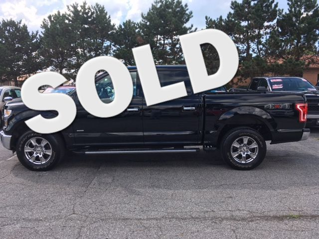 2016 Ford F-150 CREW CAB XLT 4X4 Ontario, OH