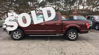 2016 Ford F-150  CREW XLT 4X4 Ontario, OH