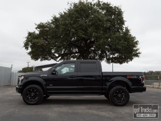 2016 Ford F150 Crew Cab XLT EcoBoost 4X4 in San Antonio Texas, 78217