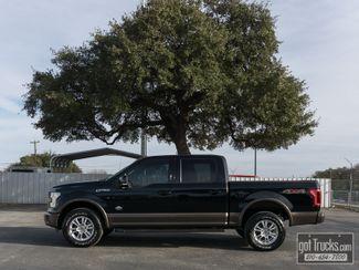 2016 Ford F150 Crew Cab King Ranch 5.0L V8 4X4 in San Antonio Texas, 78217