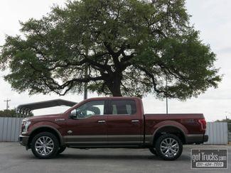 2016 Ford F150 Crew Cab King Ranch FX4 5.0L V8 4X4 in San Antonio Texas, 78217