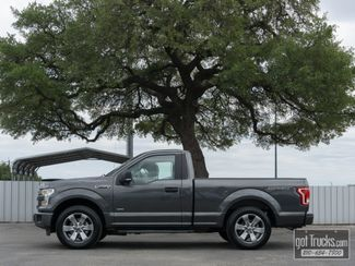 2016 Ford F150 Regular Cab XLT EcoBoost in San Antonio Texas, 78217