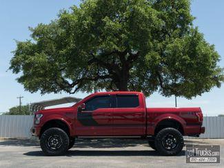 2016 Ford F150 Crew Cab Lariat FX4 EcoBoost 4X4 in San Antonio Texas, 78217
