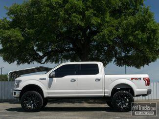 2016 Ford F150 Crew Cab Lariat FX4 5.0L V8 4X4 in San Antonio Texas, 78217