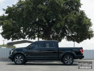 2016 Ford F150 Crew Cab XLT EcoBoost in San Antonio Texas, 78217