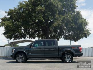 2016 Ford F150 Crew Cab XLT FX4 EcoBoost 4X4 in San Antonio Texas, 78217