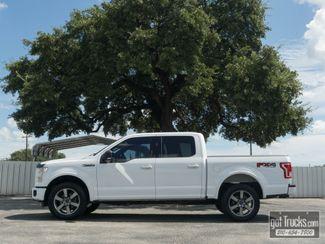 2016 Ford F150 Crew Cab XLT FX4 5.0L V8 4X4 in San Antonio, Texas 78217