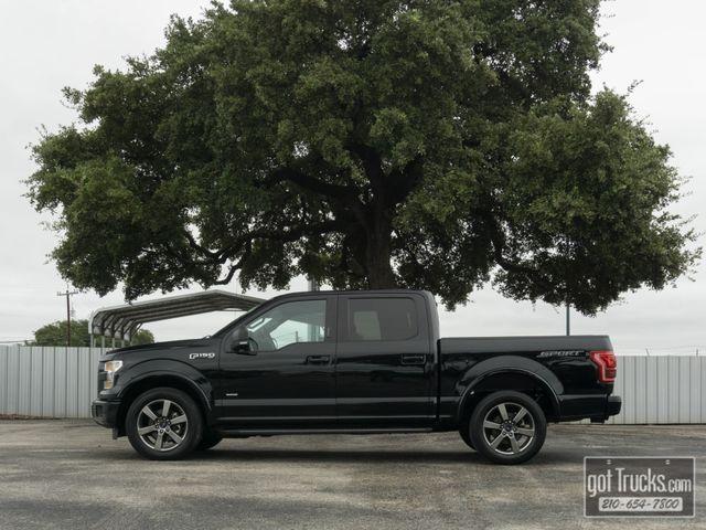 2016 Ford F150 Crew Cab XLT EcoBoost