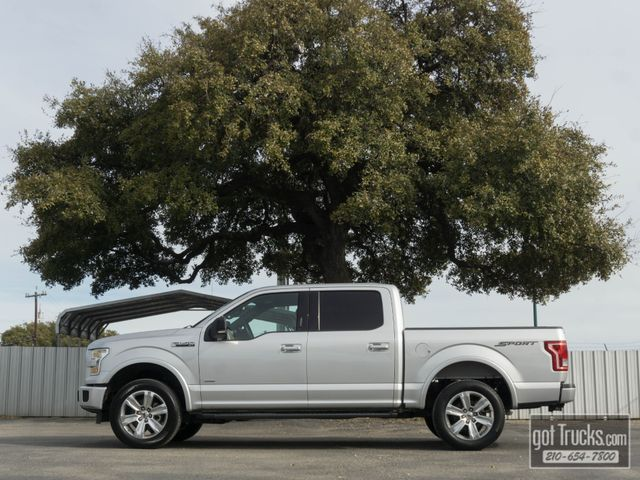 2016 Ford F150 Crew Cab XLT Eco Boost