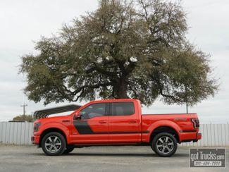 2016 Ford F150 Crew Cab Lariat EcoBoost 4X4 in San Antonio, Texas 78217