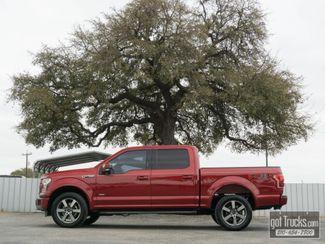 2016 Ford F150 Crew Cab Lariat FX4 EcoBoost 4X4 in San Antonio, Texas 78217