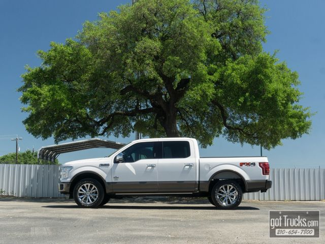 2016 Ford F150 Crew Cab King Ranch FX4 EcoBoost 4X4 in San Antonio, Texas 78217